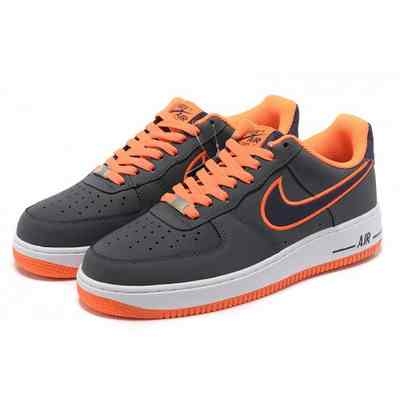 air force one montante,air force 1 basse gris et orange,nike